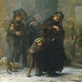 Sir Samuel Luke Fildes (1844-1927)